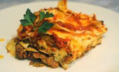 Cara Memasak Resep Lasagna