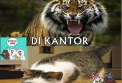 Ayo Ketawa Gambar Meme Lucu Untuk di We Chat