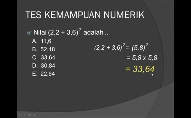 32 Pdf Soal Cpns 2018 Dan Kunci Jawaban Gif Wallpaper