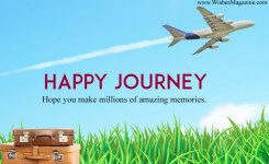 Happy Journey Wishes Best Safe Journey Messages