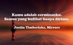 Kata Kata Bahagia Bersama Pacar Justin Timberlake