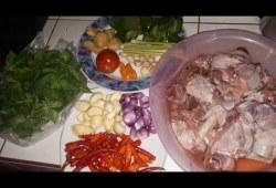 Cara Memasak Resep Masak Rica-Rica Ayam kampung Kemangi Pedas