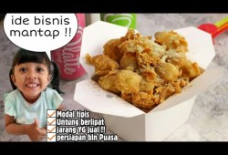 Cara Memasak IDE BISNIS MAKANAN UNIK & NGIRIT DI BULAN PUASA | BANANA POP #menubukapuasa
