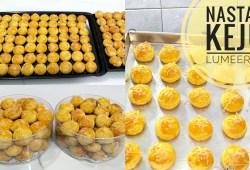 Cara Memasak Resep kue nastar keju lembut