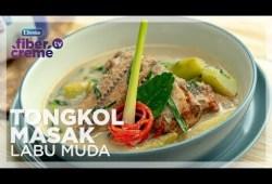 Cara Memasak Resep Ramadhan FiberCreme TV – Menu Buka Puasa – Tongkol Masak Labu Muda