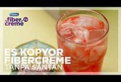 Cara Memasak Resep Ramadhan FiberCreme TV – Menu Minuman Segar Buka Puasa – Es Kopyor Tanpa Santan