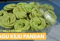 Cara Memasak Resep Kue Sagu Keju Pandan | Enak, Renyah, Lumer di mulut ?? – Mells Kitchen