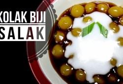 Cara Memasak Kolak Biji Salak Menu Ramadhan 2019