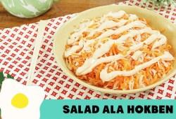 Cara Memasak Resep Salad Ala Hokben