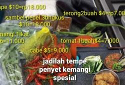 Cara Memasak Mahalnya makanan indonesia kalau dihongkong[masak menu buat buka puasa](belanja $40=rp72.000)