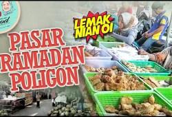 Cara Memasak Berburu Menu Berbuka Puasa Di Pasar Ramadhan Poligon