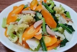 Cara Memasak Resep Sayur Capcay Mudah dan Enak