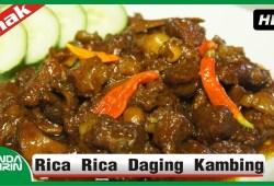 Cara Memasak Resep Masak Rica Rica Daging Kambing Resep Masakan Nusantara Indonesia Mudah Simpel – Bunda Airin