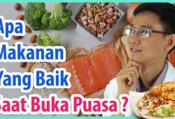 Cara Memasak Apa Makanan Yang Baik Saat Berbuka Puasa ?
