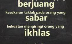 Image Result For Kata Mutiara Ikhlas Dan Pasrah