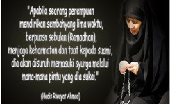 Muliakhlak Nabi Cara Rasulullah Saw Memuliakan Istrinya Dunia Muallaf