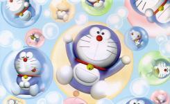 Background Doraemon Lucu
