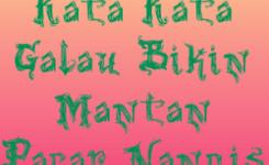 Image Result For Kata Mutiara Untuk Mantan Ulang Tahun