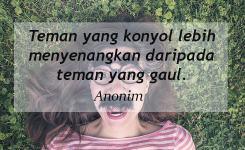 Kata Kata Indah Untuk Sahabat Anonim