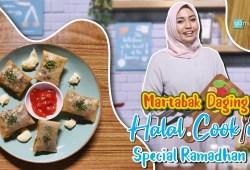 Cara Memasak Martabak Daging | Halal Cooking spesial Ramadhan