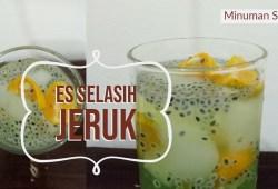 Cara Memasak Resep buka puasa EP.13 : Es Selasih Jeruk | Biji Selasih | Resep Sahur | Drink On Top
