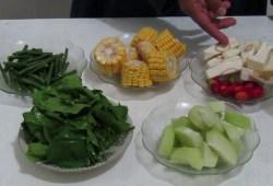 Cara Memasak Resep Masak Sayur Asem #DapurHarian