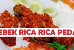 Cara Memasak 4 TAHAP CARA MEMBUAT BEBEK RICA RICA PEDAS NYUMY