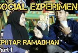 Cara Memasak Social Experiment!!!  Mencicipi Masakan di Bulan Ramadhan…Batal.??