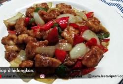 Cara Memasak Resep Ayam Teriyaki | Ayam Goreng Saus Teriyaki