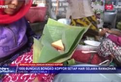Cara Memasak Takjil Khas Gresik, Kue Bongko Kopyor – iNews Sore 14/05