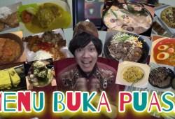 Cara Memasak Genki Special Ramadhan : Macam-macam menu buka puasa 断食明け飯を一挙公開!