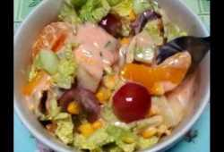 Cara Memasak Resep Salad Pizza Hut