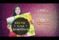 Cara Memasak Kreasi Rasa Ramadhan Sanken Resep Jelly Smoothies Bowl ala Chef Vania Wibisono
