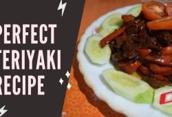 Cara Memasak Resep Hidangan Beef Teriyaki Menu Spesial Masakan Keluarga Lezat dan Praktis