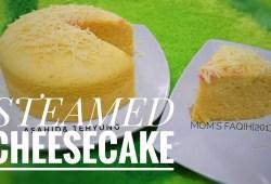 Cara Memasak Cara Membuat Bolu Kukus Keju (Cheesecake)