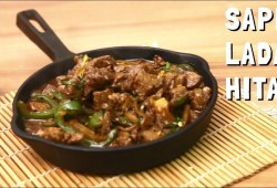 Cara Memasak Resep Sapi Lada Hitam Ala Chinese Resto