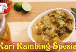 Cara Memasak Cara Membuat Kari Kambing Spesial Hari Raya ● Resep Daging Kambing ● Resep Tiyan