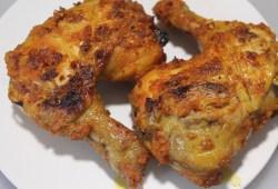 Cara Memasak Resep Ayam Bakar Rumah Makan Padang