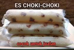 Cara Memasak cara membuat es choki-choki || resep jualan – resep jajanan channel