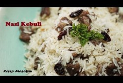 Cara Memasak Cara Ringkas Meracik Resep Nasi Kebuli Kambing Khas Arab ● Resep Masakan
