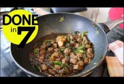 Cara Memasak Oseng Daging Cabai Hijau – Done In 7.