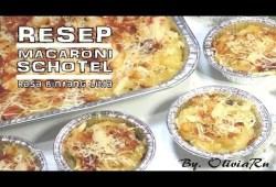 Cara Memasak RESEP MACARONI SCHOTEL enak #24