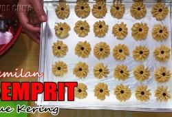 Cara Memasak Resep Kue Semprit Sederhana