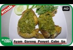 Cara Memasak Resep Ayam Goreng Penyet Sambal Ijo Resep Masakan Indonesia Mudah Simpel – Bunda Airin