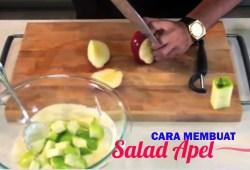 Cara Memasak Cara Membuat Salad Apel | Resep Masakan Diet Nusantara