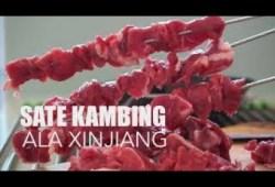 Cara Memasak Resep Sate Kambing Enak ala Xinjiang, China | BIBIY'S RECIPE