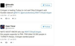 Turkeys Military Offensive Sets Off Hashtag War