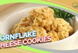 Cara Memasak Resep Kue Kering Lebaran: Cornflake Cheese Cookies, Kejunya Berasa Banget!