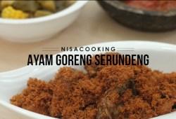 Cara Memasak Resep Ayam Serundeng | Nisacooking eps.3