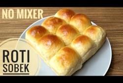 Cara Memasak Resep roti sobek / roti kasur tanpa mixer